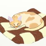 Котик-хвостик. Шашкина К.